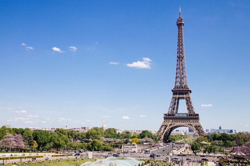 Top 10 must-see destinations where to speak French