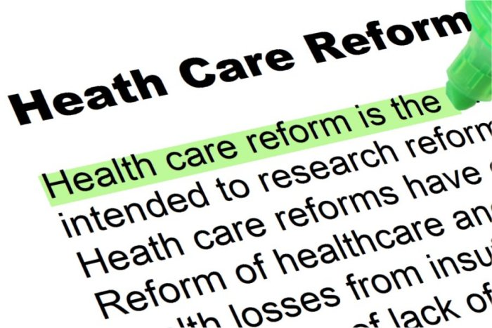 Health Care Reform Bill