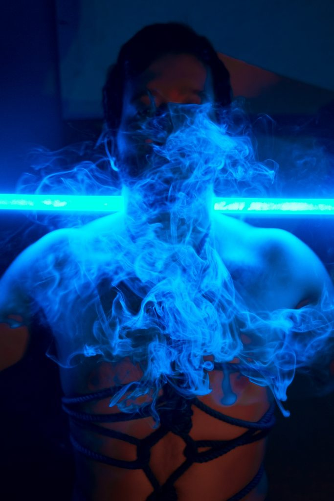 Smoking expands irritation and pain in body