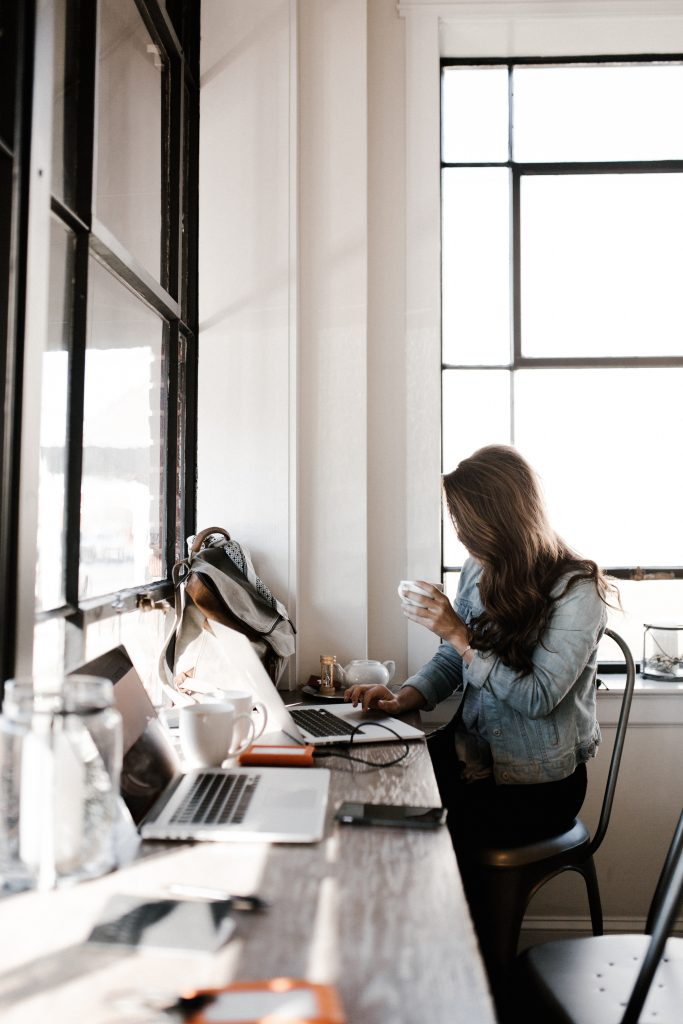 Start as a wellbeing blogger