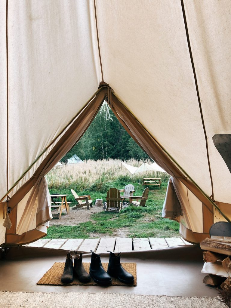 What To Search For In A Tent